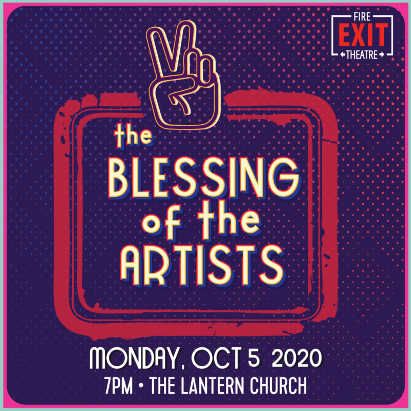 The Blessing of the Artists graphic