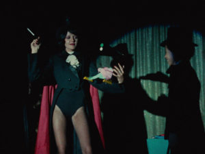 A still from Céline and Julie Go Boating
