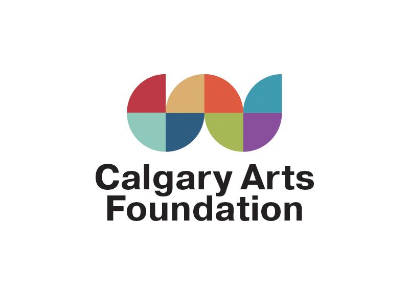 Calgary Arts Foundation logo