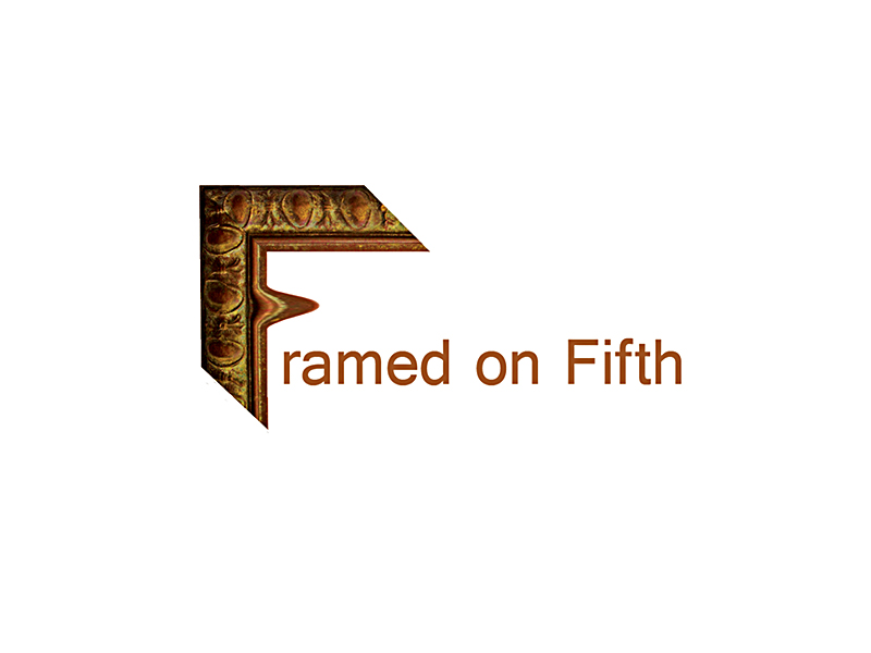 Framed on Fifth logo