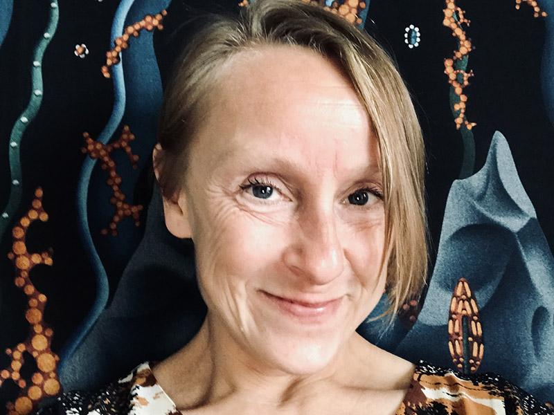 A photo of Sasha Ivanochko