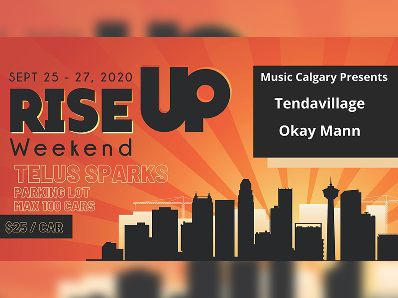 Tendavillage and Okay Mann at RISE UP Weekend