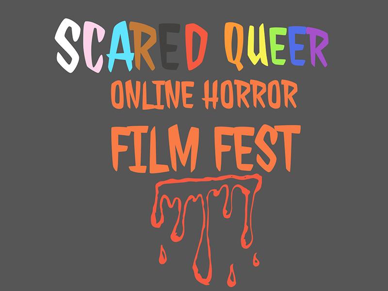 Scared Queer Film Fest logo