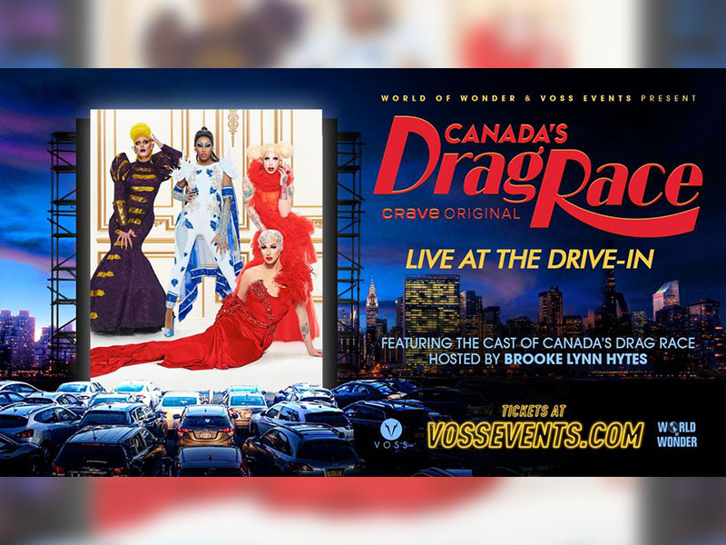 A graphic for Drive 'N Drag