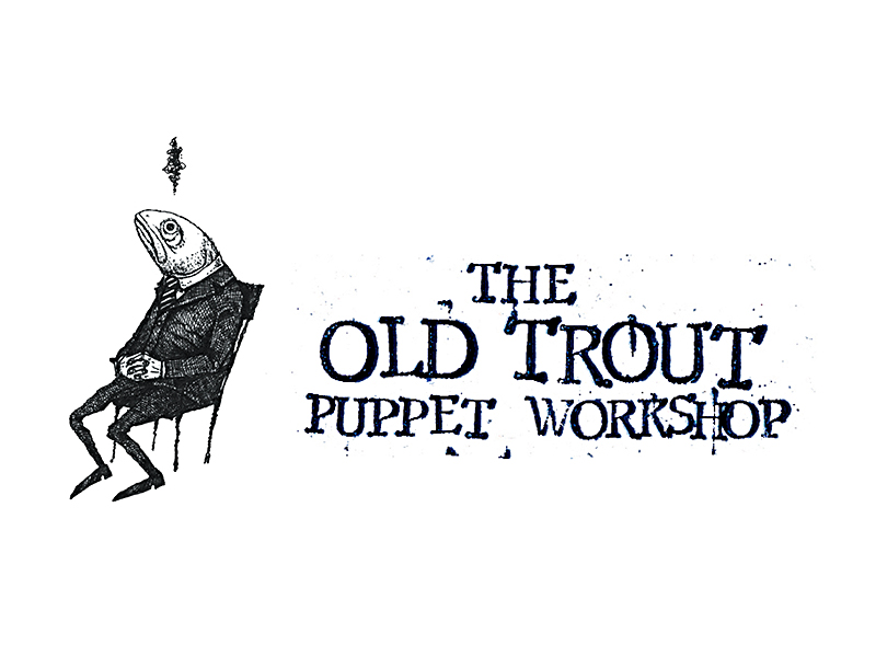 The Old Trout Puppet Workshop logo