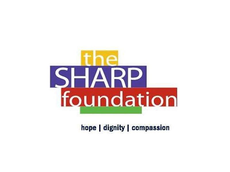 SHARP Foundation logo