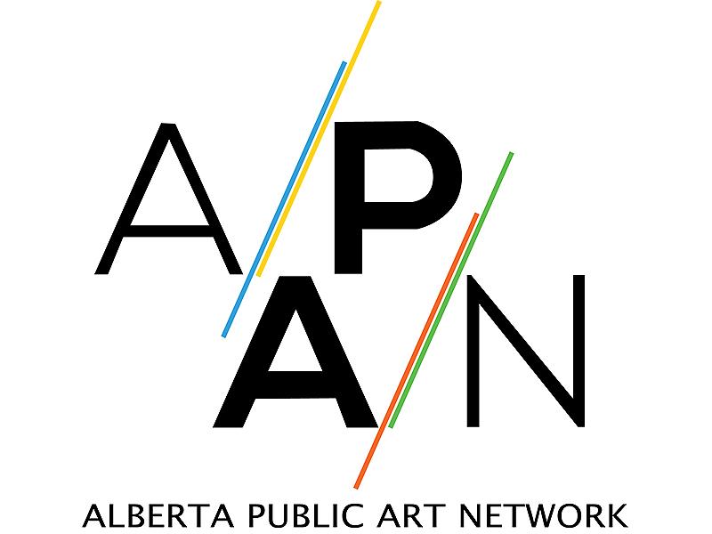 Alberta Public Art Network logo