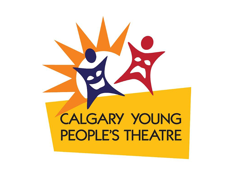Calgary Young People's Theatre logo