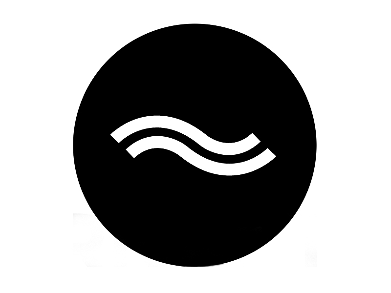 Ghost River Theatre logo without words