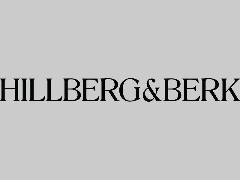 Hillberg&Berk logo
