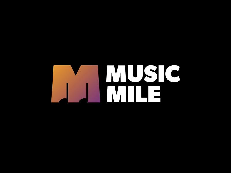 Music Mile logo