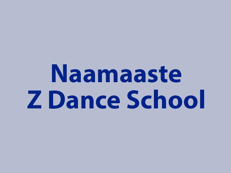 Naamaaste Z Dance School graphic