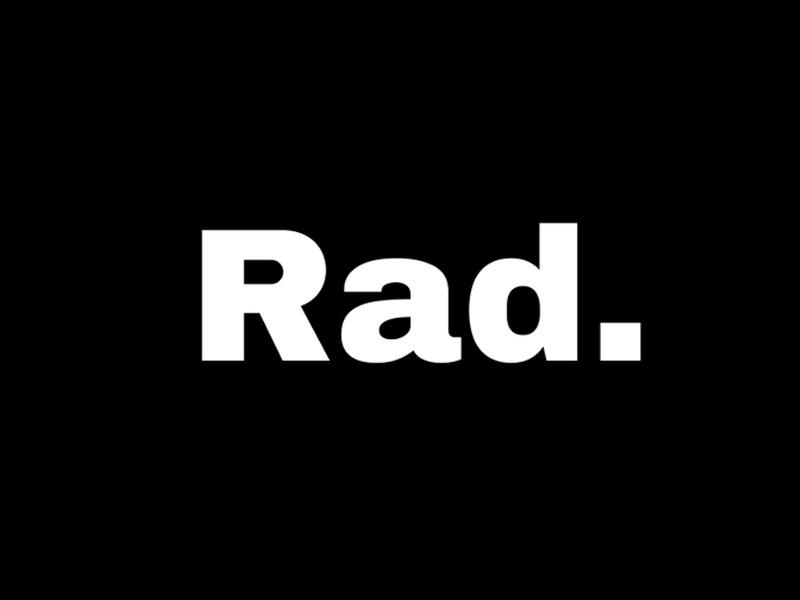 Radical Bookshop + Press logo