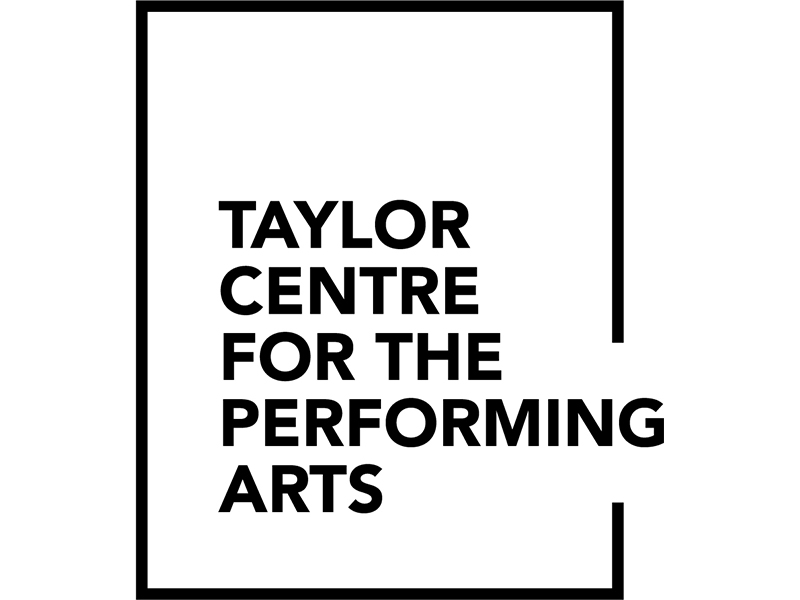 Taylor Centre for the Performing Arts logo
