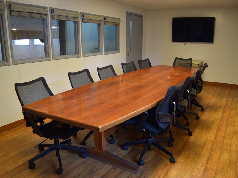 An image of Bankview boardroom