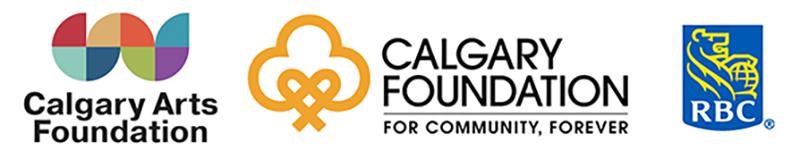 Calgary Arts Foundation, Calgary Foundation, and RBC