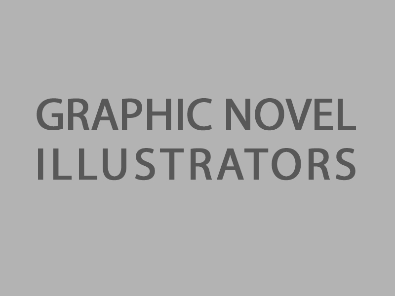 Graphic Novel Illustrators graphic