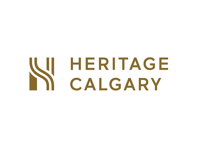 Heritage Calgary logo