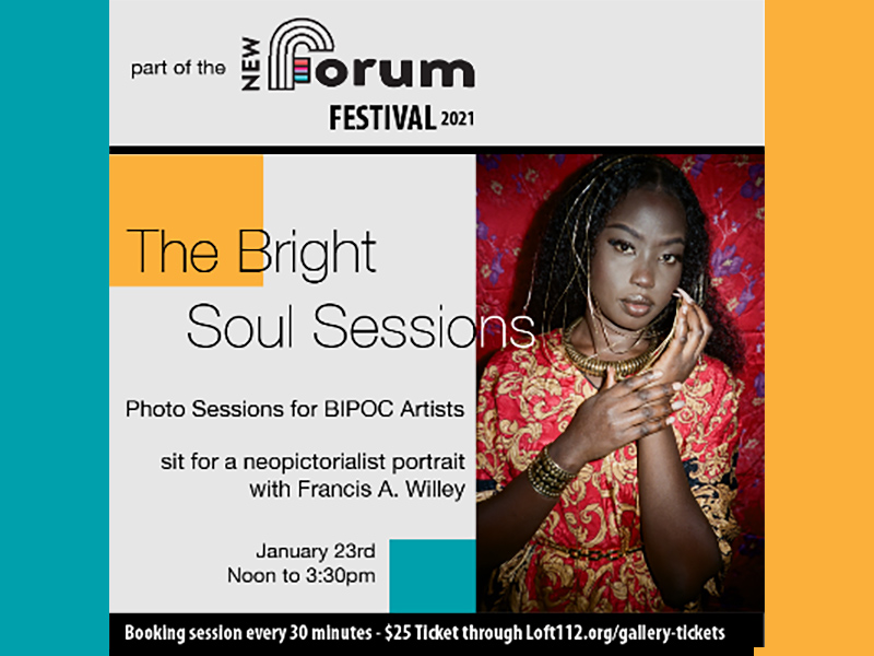 A graphic for The Bright Soul Sessions