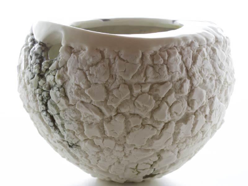 large porcelain vessel