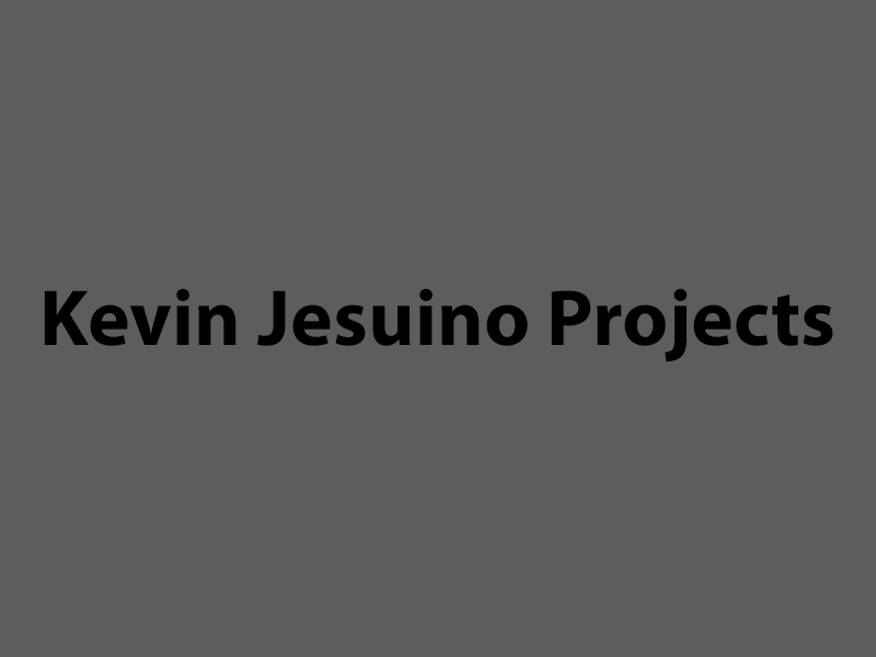 Kevin Jesuino Projects graphic