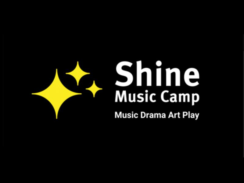 Shine Music Camp logo