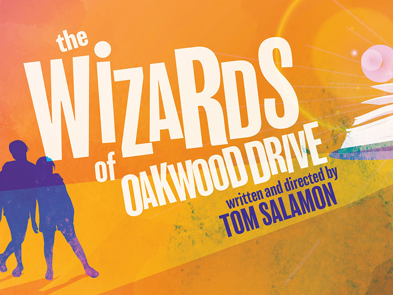 A graphic for The Wizards of Oakwood Drive