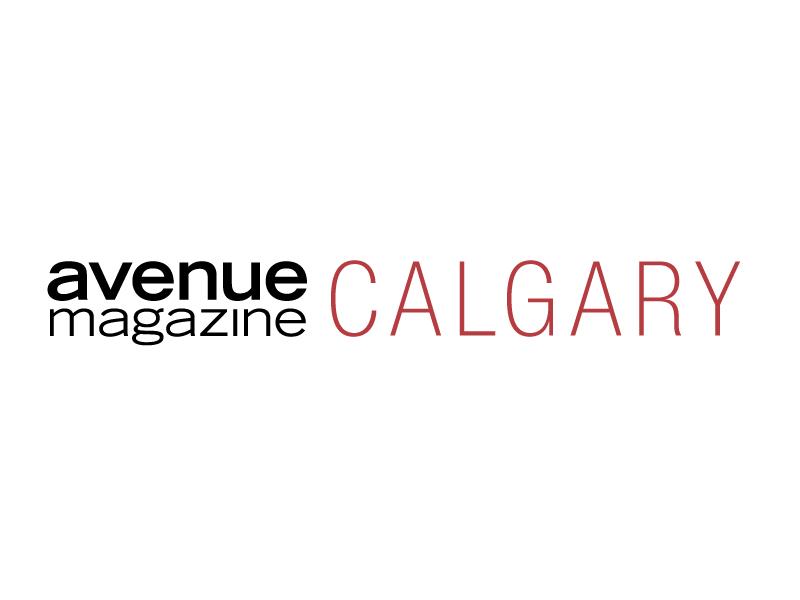 Avenue Magazine Calgary logo