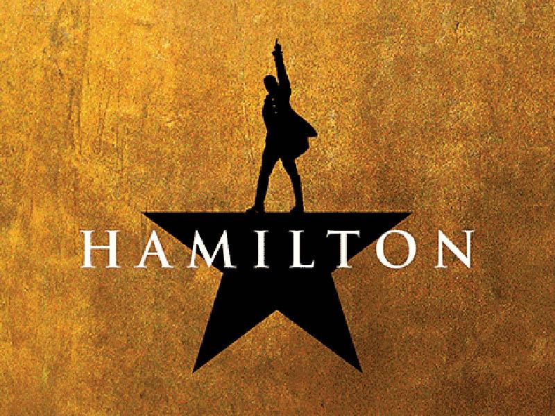 Hamilton wordmark