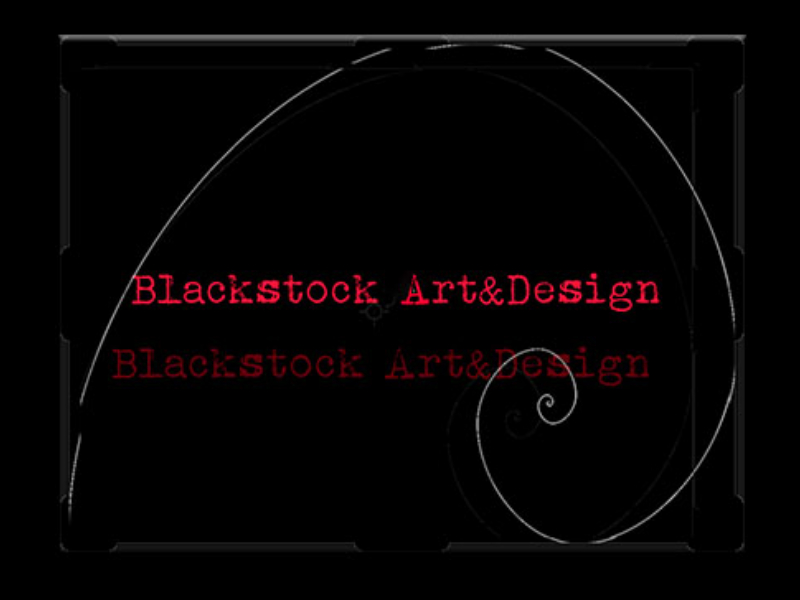 Blackstock Art&Design logo