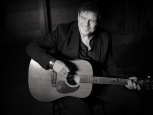A promo photo of Lennie Gallant