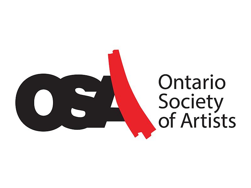 Ontario Society of Artists logo
