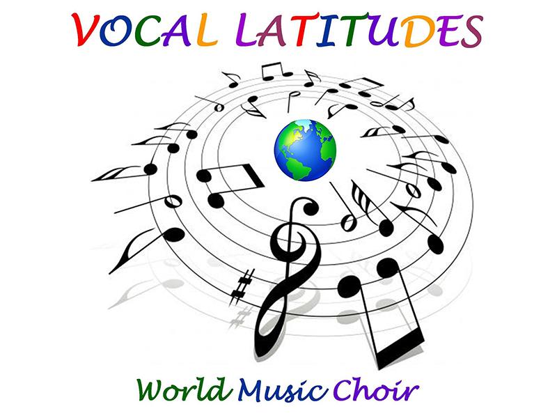 Vocal Latitudes logo