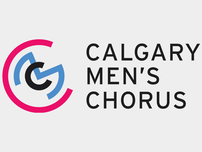 Calgary Men's Chorus logo