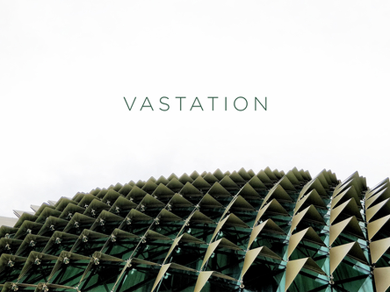 A graphic for Calgary Opera's Vastation