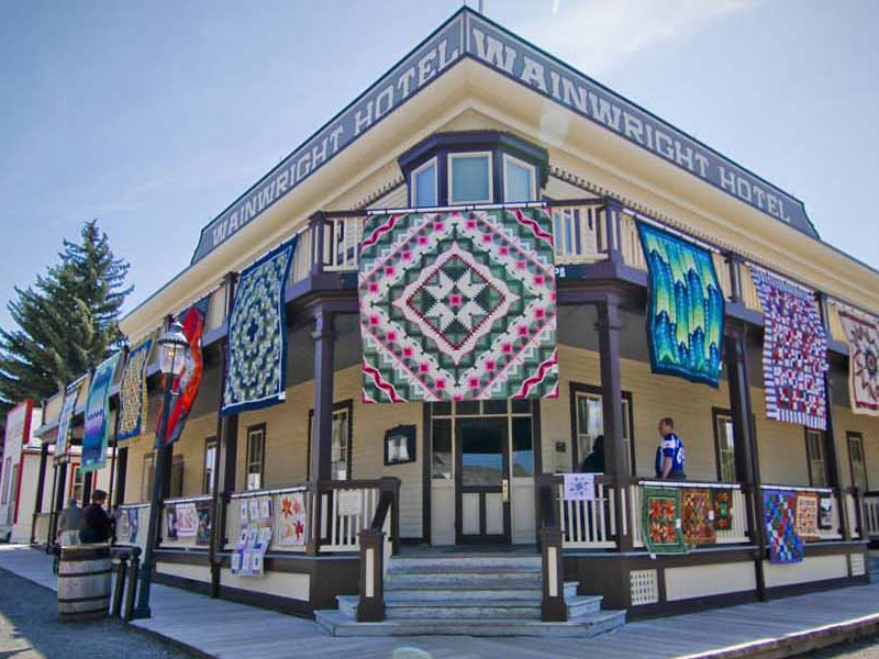 The Festival of Quilts at Heritage Park