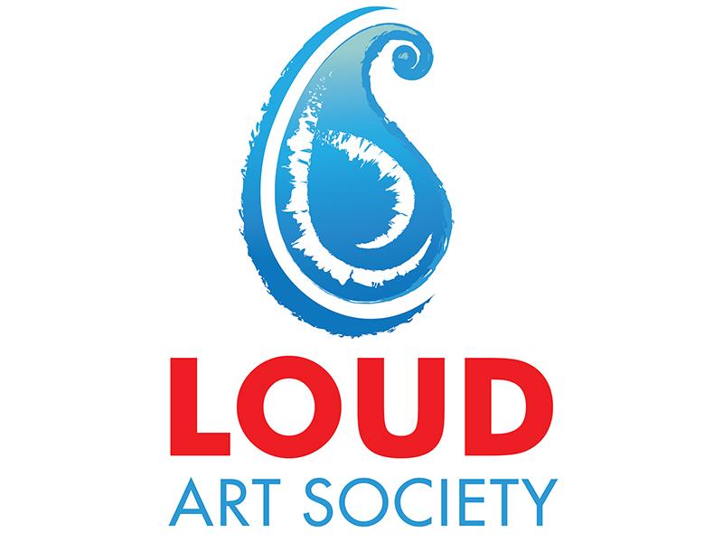 Loud Art Society logo