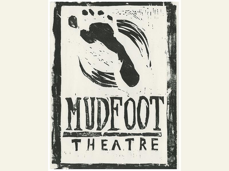 Mudfoot Theatre logo