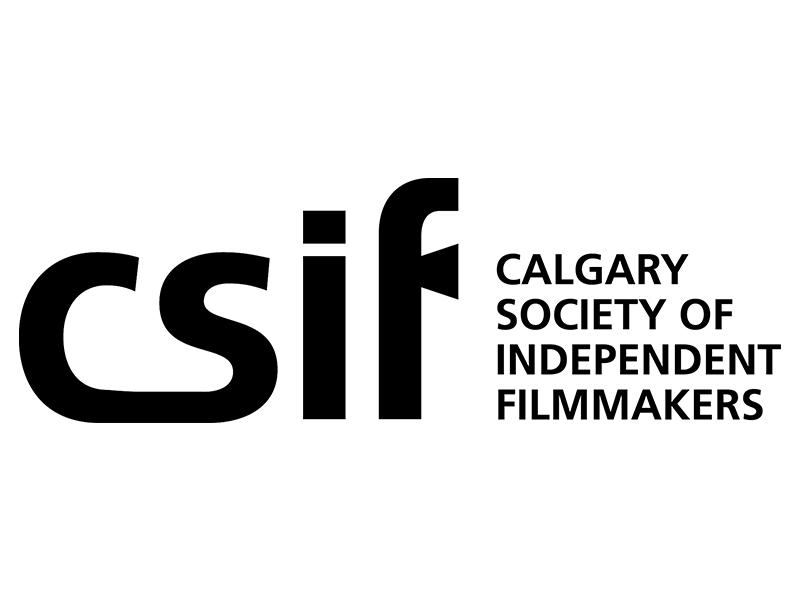 Calgary Society of Independant Filmmakers logo