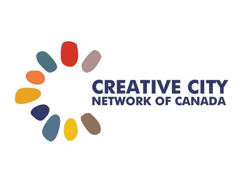 Creative City Network of Canada logo