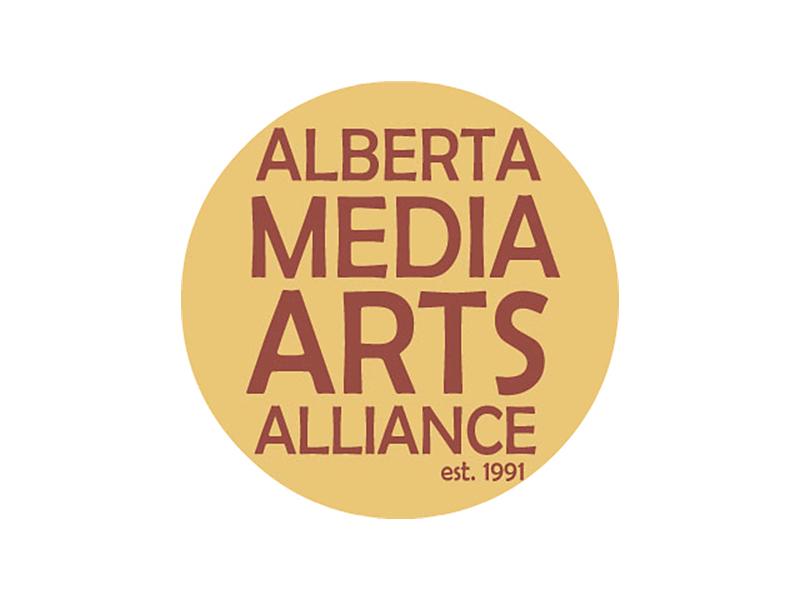 Alberta Media Arts Alliance logo