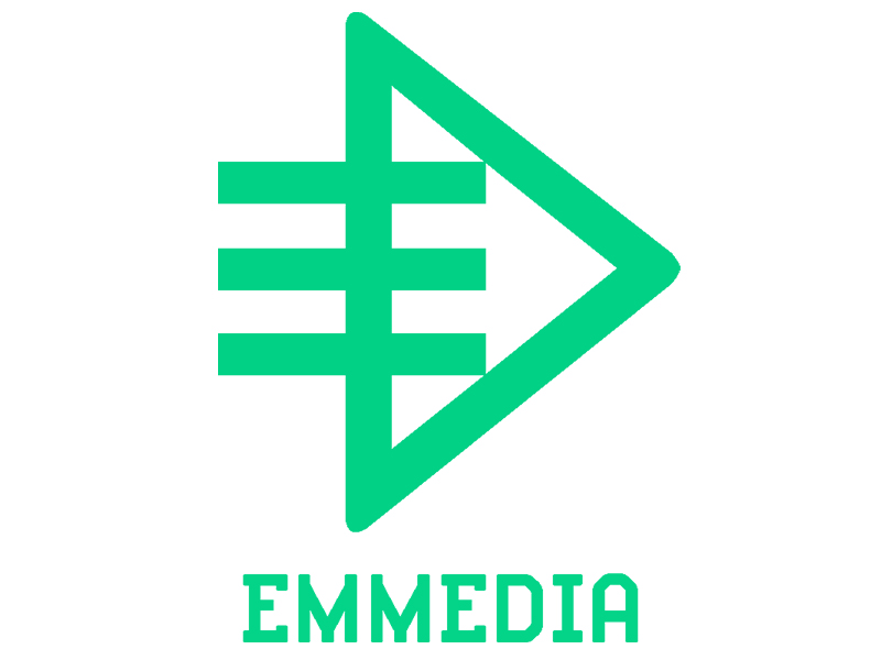 EMMEDIA Gallery & Production Society logo