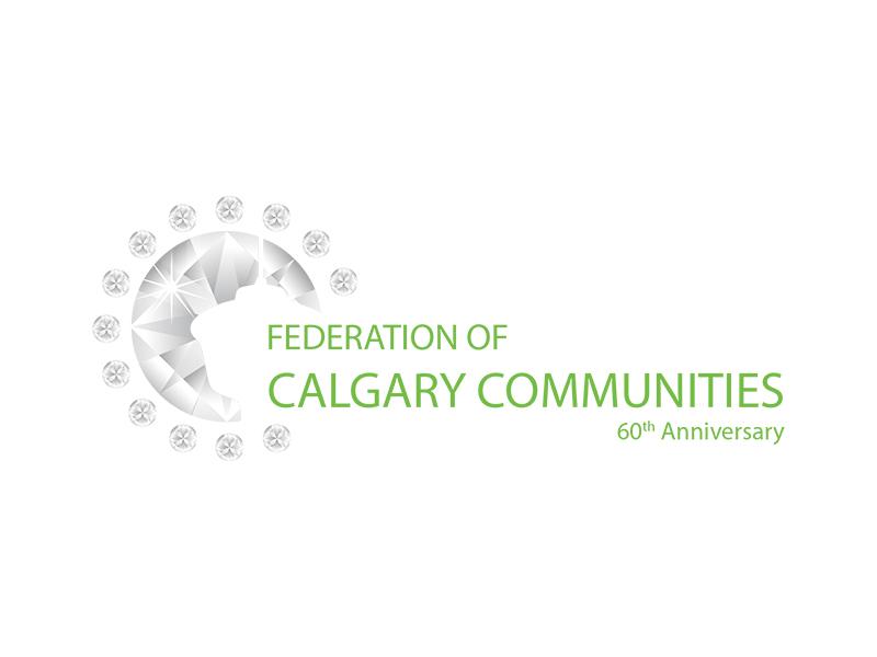 Federation of Calgary Communities logo