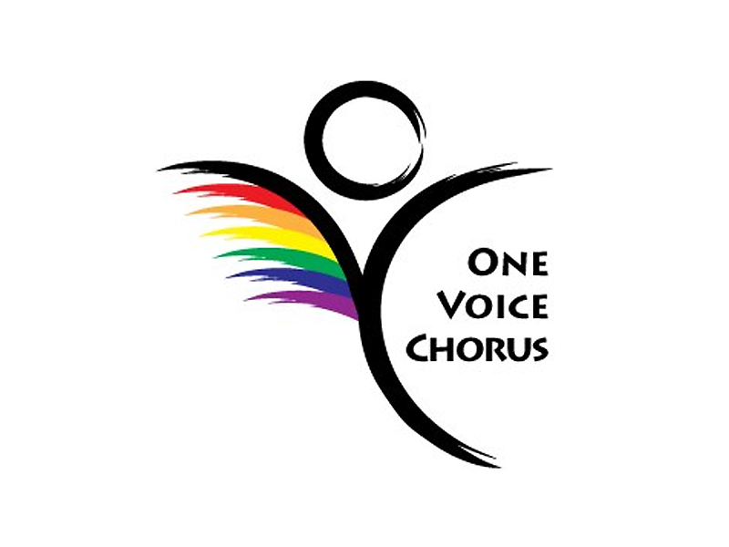 One Voice Chorus logo