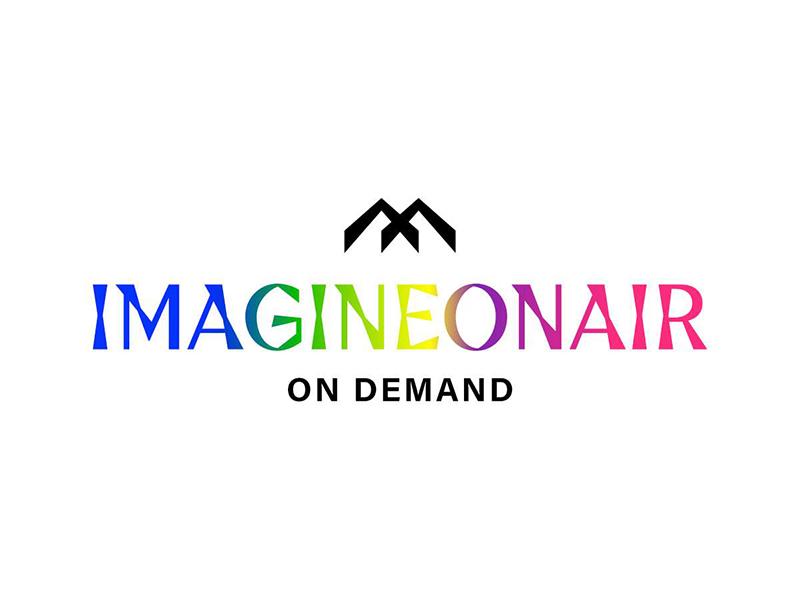 Imagine On Air On Demand logo