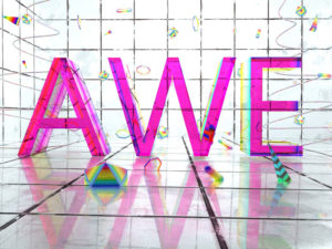 A graphic for Digital AWE
