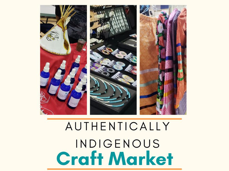 An image of Indigenous art for craft market