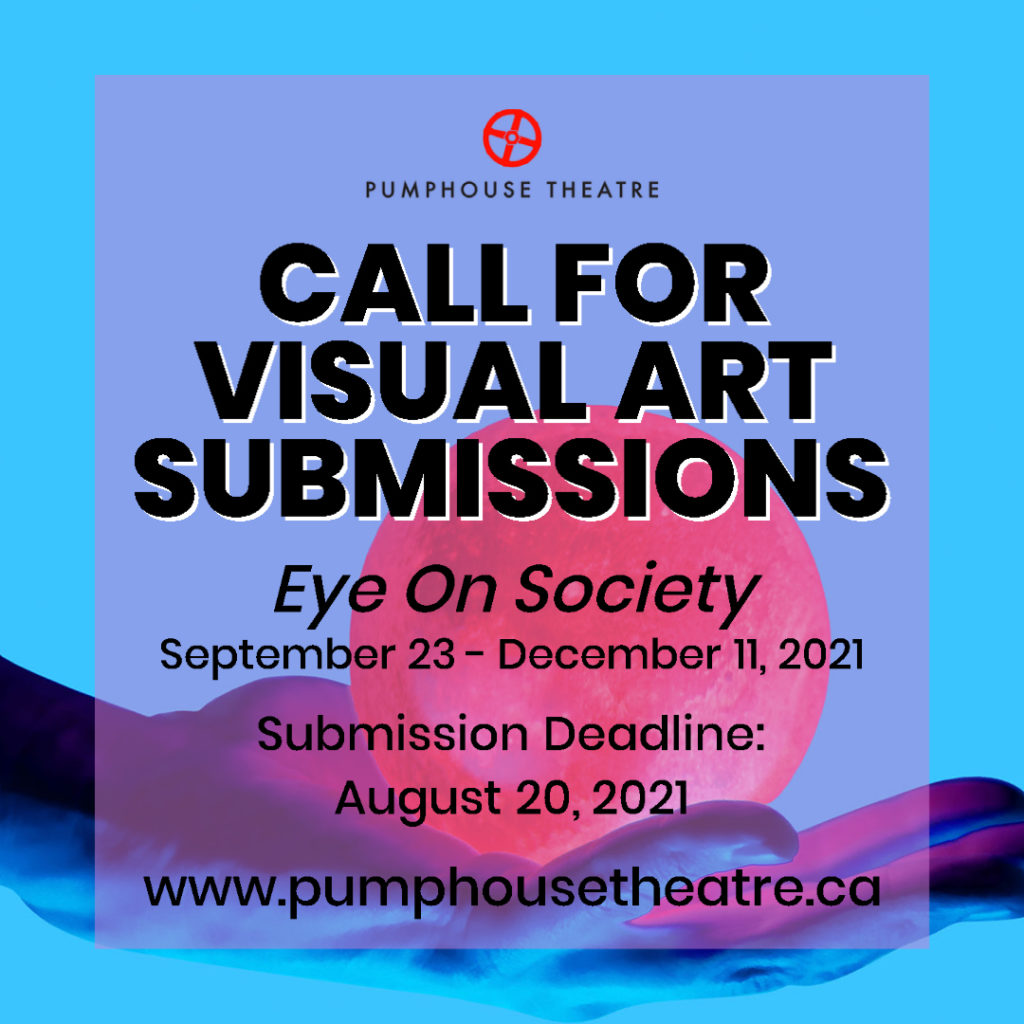 Call for Visual Art Submissions: Eye on Society – Submission deadline: August 20, 2021