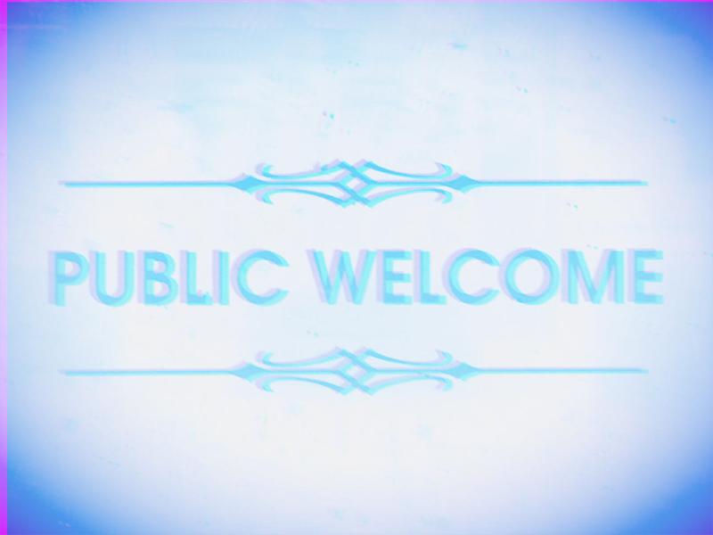 Public Welcome logo