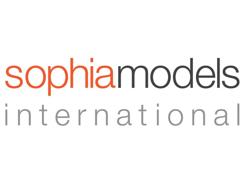 Sophia Models International logo